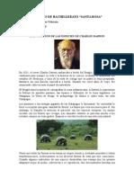 Charles Darwin Las Especies
