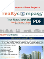Realty Compass New Pune Projects