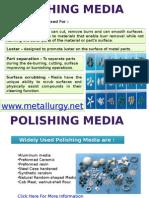 Polishing Media
