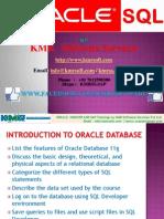Oracle SQL online