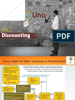 SBLC Discounting Services by Numerouno