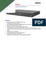 DHI-NVR3204 3208 3216