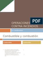 Operaciones Contra Incendios