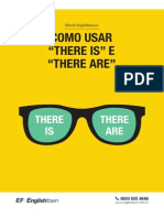 586 eBook Como Usar There is e There Are