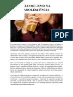 Alcoolismo Na Adolescência