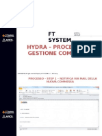 HYDRA Gestione Commesse V1.0