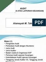 Audit Materikulasi i