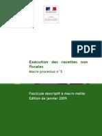 MP5 Execution Des Recettes Non Fiscales