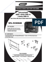 Installation Instructions for Part 95-9306