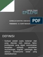 Presentasi Lapsus Epilepsi