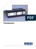 Transducers Catalogue