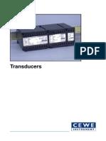 Transducers Catalogue