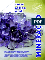 Caderno de Análise Regional Nº6 - 2001 - Mineração - Bahia