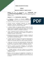 Modelo_estatuto_social Para Centro Social Mollebamba