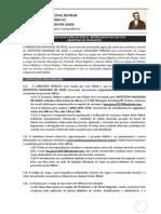 INST MACHADODE ASSIS 173 Concurso Pblico Da Prefeitura Municipal de Picos Pi Edital Retificado n 0022015