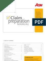 Claim Preparation Manual