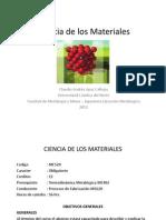 C. Materiales ME520