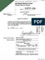 Chance v. Merck & Co., Inc. - Document No. 4