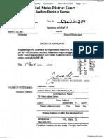 Cross v. Merck & Co., Inc. - Document No. 4
