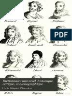 15Dictionnaire Universel, Historique, Critique, Et Bibliographique15
