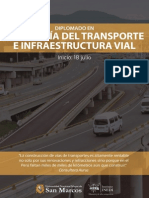 Proyecto -Diplomado en Ingenieria Del Transporte e Infaestructura Vial