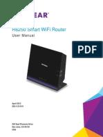 Access Point Netgear r6250 II