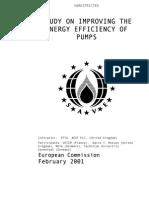 53_Improving Energy Efficiency of Pumps