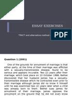 Testmanship.Essay2