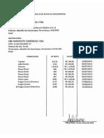 Protocolo do Envio de Documentos