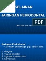 Kuliah jaringan periodontal.ppt