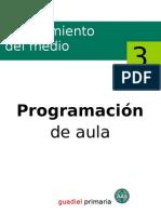 programaciones cono 3º edebe