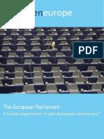 140513 European Parliament Briefing