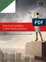 Whitepaper - Rare Event Modeling