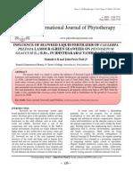 INFLUENCE OF SEAWEED LIQUID FERTILIZER OF CAULERPA PELTATA LAMOUR (GREEN SEAWEED) ON PENNISETUM GLAUCUM (L.) R.Br., IN IDINTHAKARAI TAMIL NADU INDIA