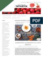 Просто & Вкусно - Prima Revistă Culinară Din Moldova