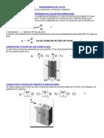 Formulas Transferencia de Calor