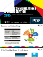 2015 IDG Enterprise Unified Communications & Collaboration Study