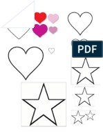 Estrellas y Corazones