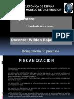 Caso Telefonica España