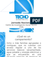 Jornada Nacional Presentación CIS
