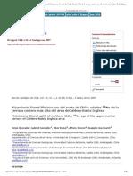 Revista geológica de Chile - Alzamiento litoral Pleistoceno del norte de Chile_ edades 21Ne de la terraza costera más alta del área deCaldera-Bahía Inglesa
