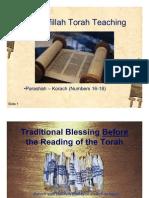 Beit Tefillah Torah Teaching