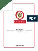 G-AP-01 Guía Metodologica Para La Constituvión y Puesta en Marcha de Las Mesas de Seguimiento y Monitoreo