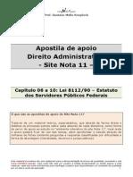 Apostila de Apoio DireitoAdm Cap 06 a 10.Pdfnota11