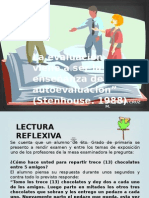 Exposición de Evaluación de Los Aprendizajes