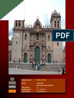 01 La Cathedral-CUSCO
