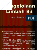 AA-Pengelolaan Limbah B3