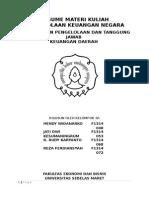 Pemeriksaan Keuangan Daerah