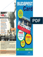 Budapest Card 2010