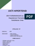 farmakologi anti hipertensi